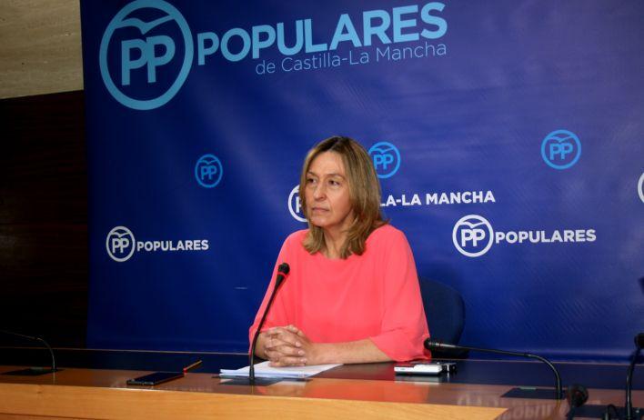El PP exige a Page que pida perdón y desautorice la política del odio, rencor y machismo en el que está instalado el PSOE