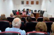 Quintanilla expone la ponencia de 'Menores sin Alcohol' en Villanueva de los Infantes