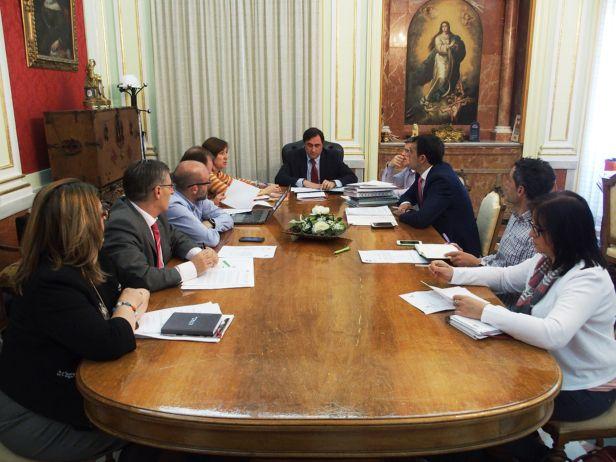La Junta de Gobierno Local aprueba la habilitación de una parada de taxis en la Avenida de Castilla-La Mancha de Cuenca