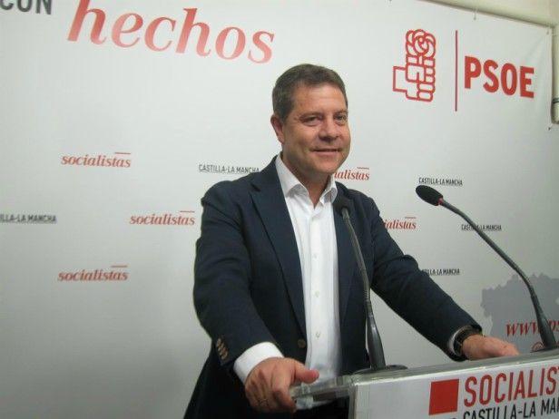 El presidente García-Page aplaude la decisión del Gobierno de España de impedir más trasvases con la nueva Ley de Transición Ecológica