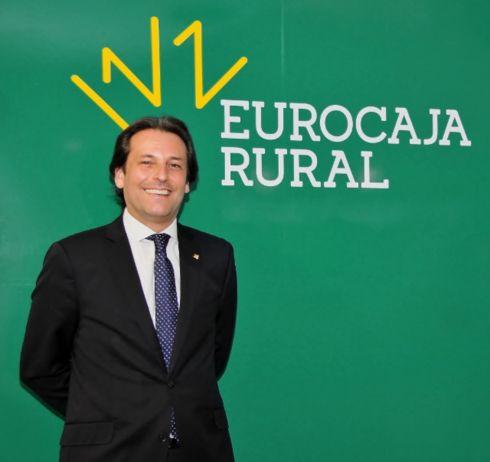 Eurocaja Rural incorpora a Oscar Lorenzana como nuevo responsable de Marketing