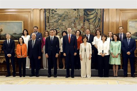 Sánchez hizo su gobierno con personas a las que tanteó para la Alcaldía de Madrid