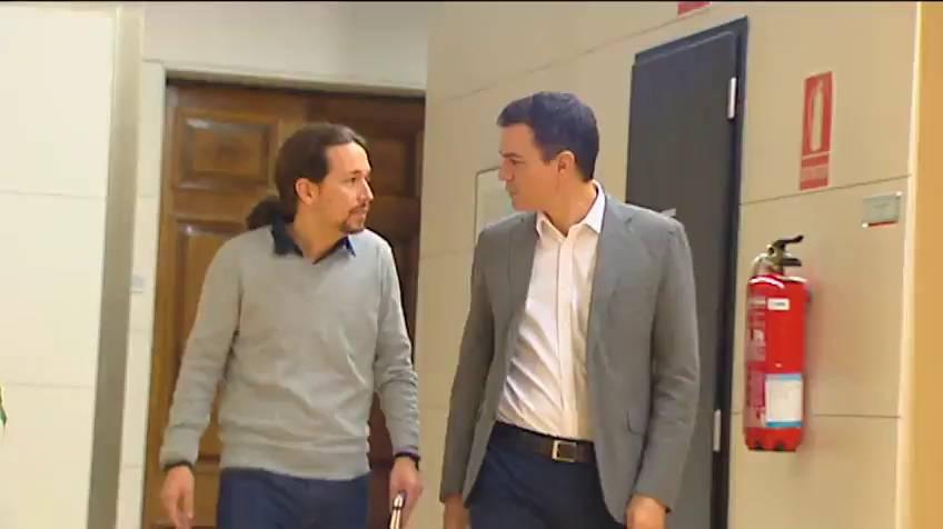 """Sánchez se reunirá con Unidas Podemos a finales de agosto con un """"programa abierto"""" para desbloquear su investidura"""