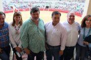 Serrano asiste a la tradicional corrida de toros de Asprona