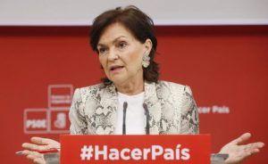 Calvo culpa a las comunidades de los retrasos en el pago de los ERTE