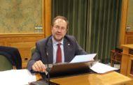 Julián Huete comparece en el Pleno para dar cuenta de sus dos años de gestión al frente de la concejalía de Urbanismo