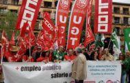 UGT reclama al Gobierno de España la eliminación de la brecha salarial entre laboral y funcionario en la Administración General del Estado (AGE)