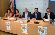 """El Gobierno regional muestra su apoyo al VII Congreso Internacional de Arte Efímero de Elche de la Sierra como """"símbolo y patrimonio de todas las personas de Castilla-La Mancha"""""""