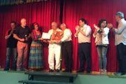 Diputación reúne en Villalpardo a 140 alumnos en el X Encuentro de Escuelas Municipales de Teatro