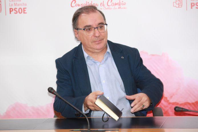 """Mora: """"Los gobiernos de España y de C-LM están dando todo un ejemplo de humanidad"""""""