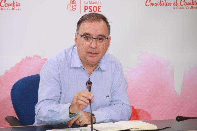 """Mora aplaude el nuevo paso en defensa del Tajo e insta al PP de CLM a """"no mirar a otro lado"""""""