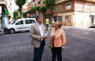 El I Plan de Asfaltado del Ayuntamiento de Albacete ha mejorado el firme de 42 calles de 15 barrios por un importe de más de 300.000 euros