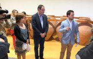 """Prieto: """"Es una satisfacción ver cómo un proyecto del Concurso Lanzadera de Diputación inicia su andadura con fuerza y visos de futuro"""""""