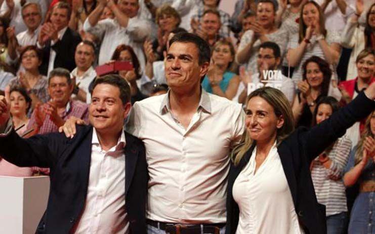 El PP pregunta a la alcaldesa de Toledo si va a pedir la dimisión de Pedro Sánchez por