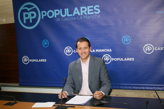 Velázquez exige a Page medidas eficaces para solucionar la lacra de las agresiones a profesionales sanitarios en Castilla-La Mancha