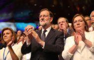 """El PP despide a Rajoy: """"Nos duele en el alma que nos dejes"""""""