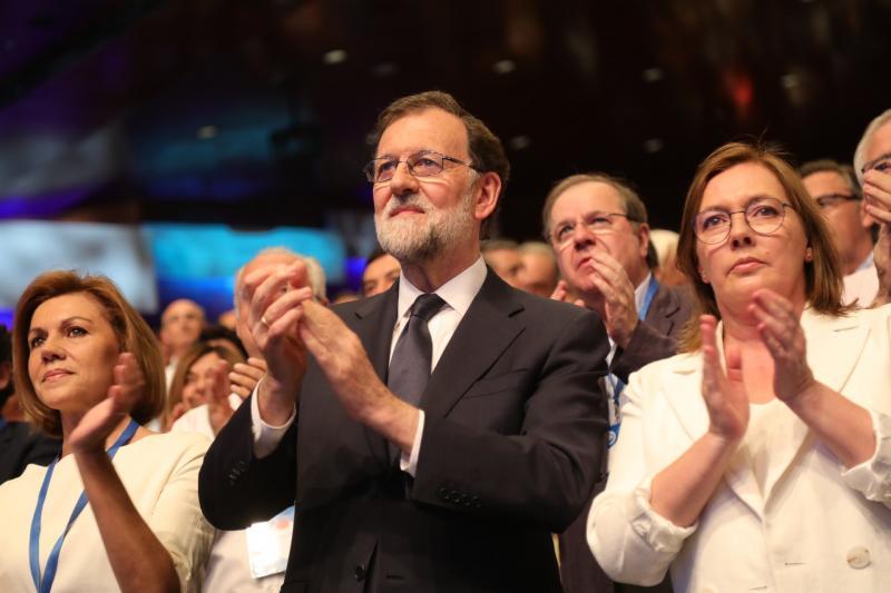 El tribunal que juzgará la 'caja B' del PP citará como testigos a Rajoy, Arenas, Cascos, Acebes y Cospedal