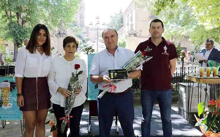 Los hermanos Pérez-Martínez, Finos Seguntinos en 2018