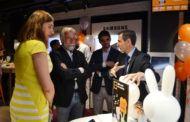 """Ramos destaca la """"gran inversión"""" de Orange en Talavera para el desarrollo de la fibra óptica y la tecnología 4G"""