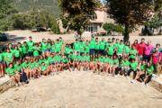 Los campamentos de verano de la Diputación llegan a su ecuador con una participación de 177 jóvenes