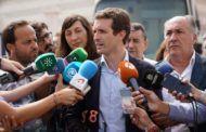 Casado afirma que el PP no tiene competidor en materia económica y es el único que entra en los debates que interesan a los españoles