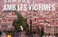 Sánchez rectifica e incluye la bandera de España en su homenaje en catalán a las víctimas