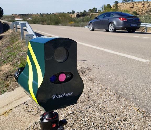 La DGT intensifica los controles de velocidad coincidiendo con el puente de agosto
