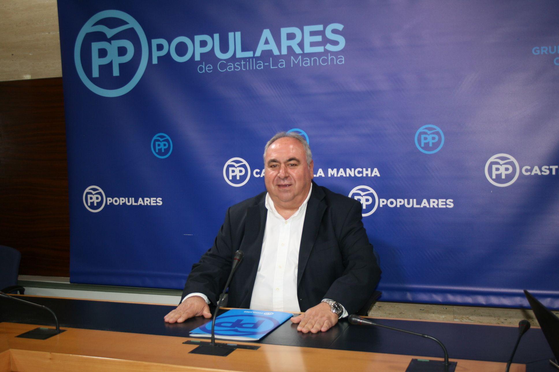 """Tirado: """"Las 200 medidas del PP para la reconstrucción de Castilla-La Mancha son necesarias para superar la crisis"""""""