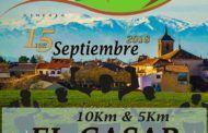 El sábado se celebra la XVI Carrera Popular El Casar,  sexta prueba del Circuito Diputación de Guadalajara