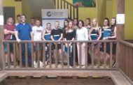 La Delegación de Siguenza de CEOE-CEPYME Guadalajara recibe a un grupo de estudiantes de Praga