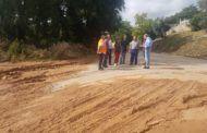 El presidente de la Diputación de Guadalaja visita los pueblos afectados por el temporal de esta noche