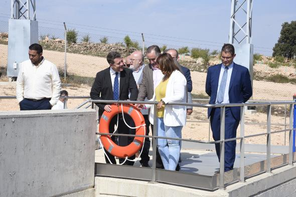 El Gobierno de Castilla-La Mancha ha invertido casi 100 millones de euros en depuración en lo que va de legislatura entre obras y explotación