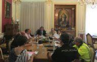 La Junta Local de Seguridad aprueba el Plan de Colaboración y Coordinación de San Mateo 2018