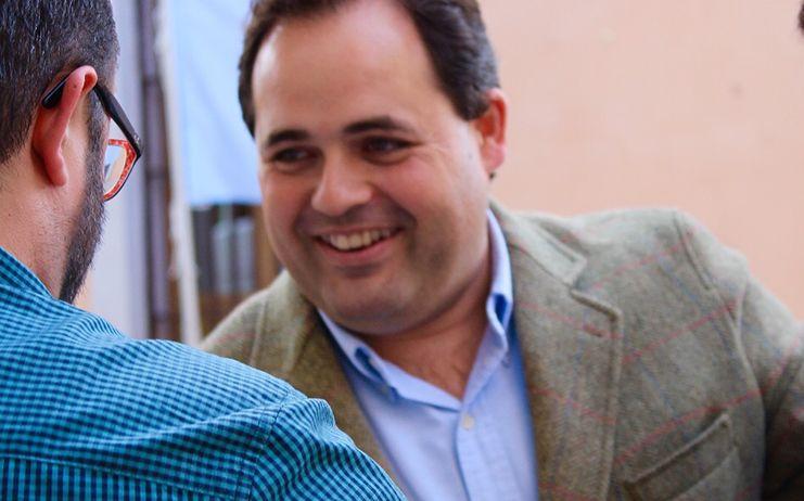 Roberto García muestra su apoyo a Paco Nuñez para presidir el PP Castilla-La Mancha