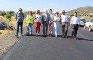 El Gobierno de García-Page inicia las obras de mejora de la carretera CM-4115 que une Villamayor de Calatrava con la N-420