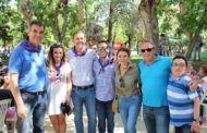 Velázquez asiste a la paella solidaria del PP de Guadalajara