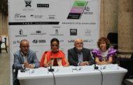 """Mª Ángeles Martínez asegura que el """"Ab Fashion"""" es una cita muy importante para Albacete ya que la sitúa en el epicentro de la moda a nivel nacional"""