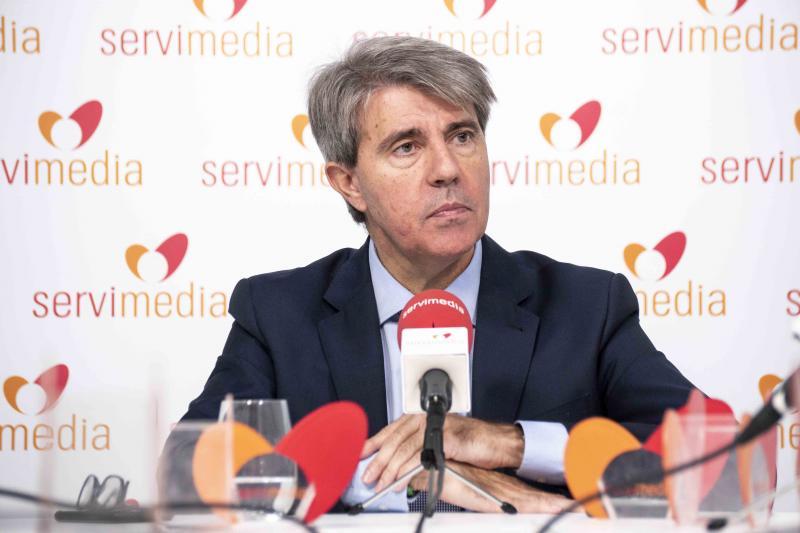 """Garrido (PP): """"No tenemos que intentar parecernos en nada a Vox"""""""