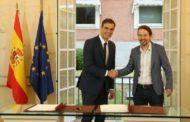 Gobierno y Podemos cierran el acuerdo de Presupuestos, con subida del SMI hasta los 900 euros