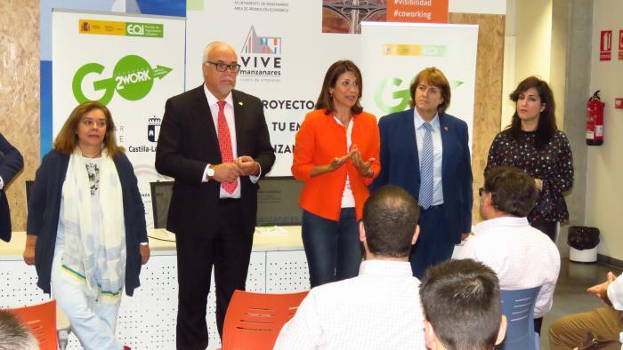 El Gobierno de Castilla-La Mancha apuesta por el acompañamiento y la tutorización de todos aquellos que ven en el autoempleo su futuro laboral