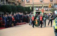 """Tolón felicita a los españoles en el Día de la Fiesta Nacional y destaca la labor de la Guardia Civil """"los 365 días del año"""""""