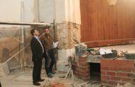 El Gobierno de García-Page concede una subvención de 25.000 euros para tratar las humedades que afectan al interior del convento de las Dominicas de Almagro