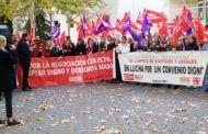 Nueva concentración de trabajadoras de la Limpieza, esta vez en Ciudad Real, para exigir un convenio colectivo digno