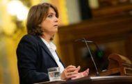 """Delgado califica de """"ejercicio de ficción"""" hablar de indultos a los encausados por el 'procés'"""