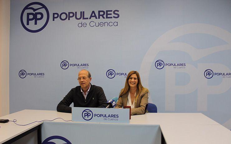 """Agudo: """"Si Page permite que Sánchez se olvide de Cuenca y no se construya el ATC estará dando de nuevo la espalda a los vecinos de la provincia"""""""