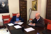 El Ayuntamiento de Sigüenza renueva su convenio anual con Cáritas