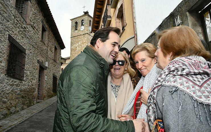 Núñez muestra su compromiso con Talavera y su comarca apostando por dotar de influencia logística al entorno de la A-5