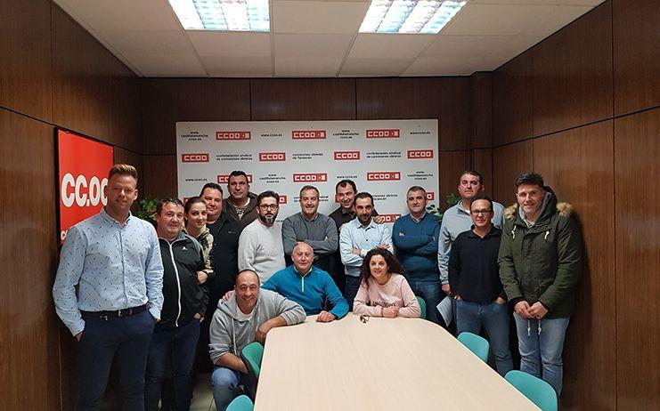 La representación sindical de CCOO Industria CLM ratifica por unanimidad el preacuerdo del convenio del sector de Industrias Cárnicas