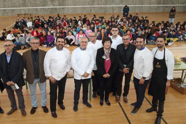 El Gobierno regional anima a niños y jóvenes a llevar una dieta saludable, en la escuela y en casa, consumiendo productos de Castilla-La Mancha