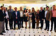 Núñez ha participado en un acto con afiliados en Moral de Calatrava